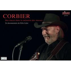 """Affiche """"noire"""" docu CORBIER"""